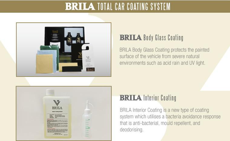Total Car Coating System