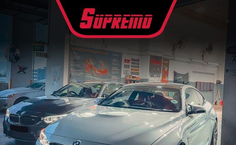 Supremo Car Detailer