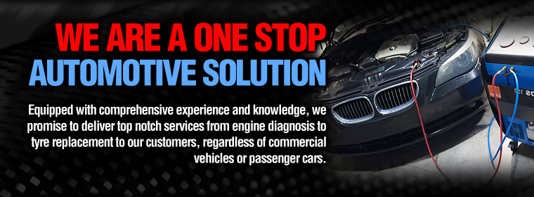 One Stop Automotive Solution