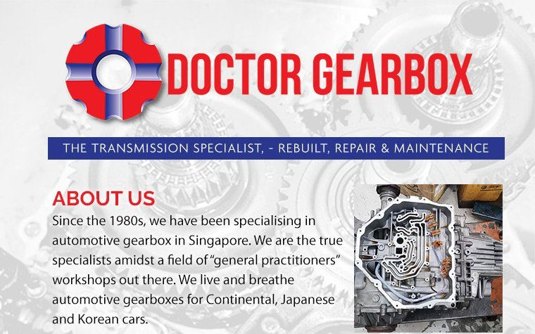 Doctor Gearbox
