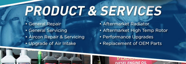 Our Product & Services