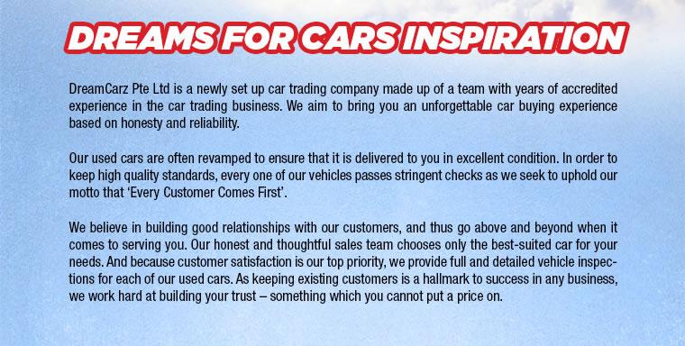 Dream For Car Inspiration