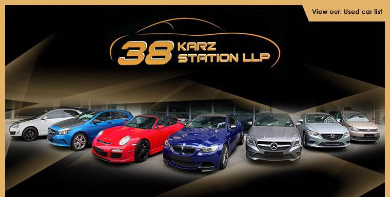 38 KARZ STATION LLP