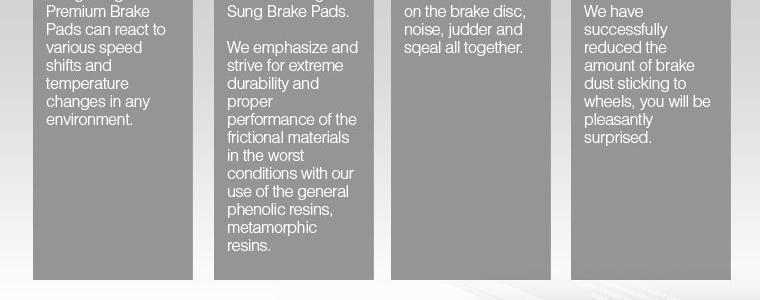 Premium Brake