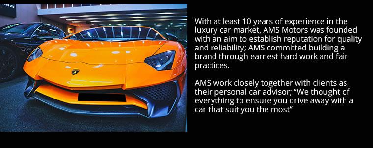 ams motor provides