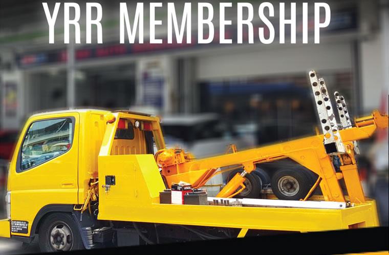 YRR Membership