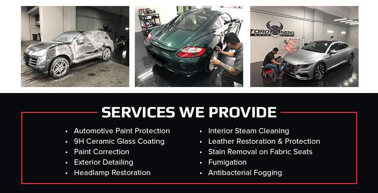 service we provide