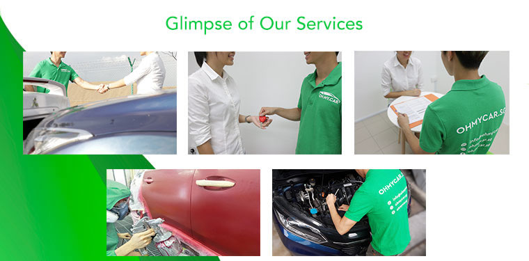 glimpse of our services