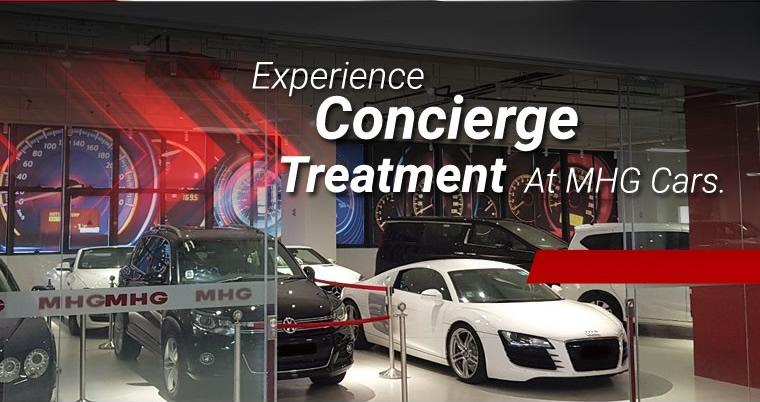 Concierge Treatment