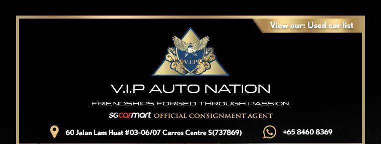 V.I.P. Auto Nation Pte Ltd