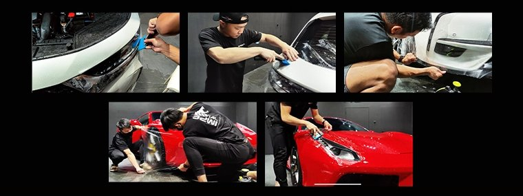 cars styling