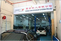 Fong Kim Exhaust System Pte Ltd