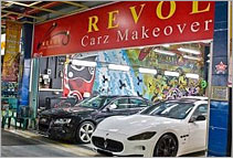 Revol Carz Makeover Pte Ltd
