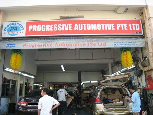 Progressive Rental Car Discount >> Progressive Car Care Pte Ltd Sgcarmart