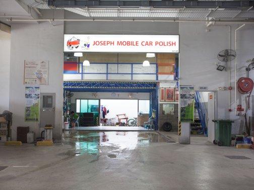 Interior Car Grooming Singapore