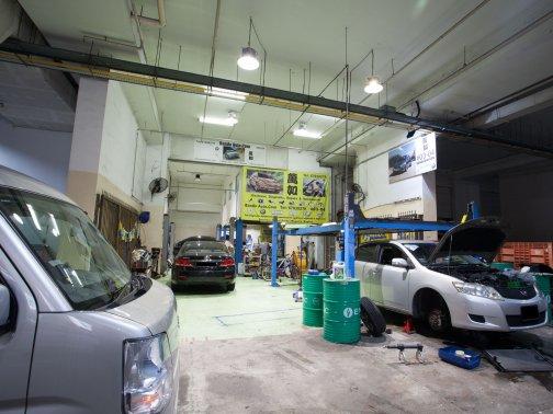 Car Workshop Singapore Sgcarmart