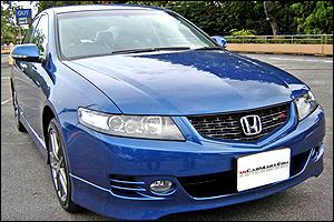 2005 Honda Accord Euro R Car Information Singapore Sgcarmart