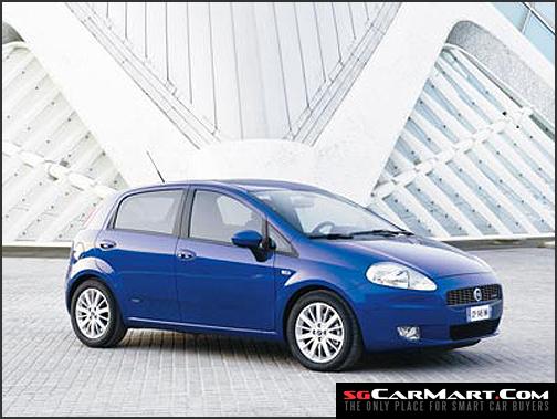 2005 Fiat Grande Punto Photos Photo Gallery Sgcarmart