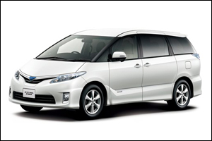 Related Articles Toyota Launches Completely Redesigned Estima Hybrid