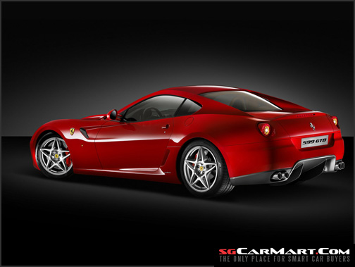 2006 Ferrari 599 Gtb Fiorano Photos Photo Gallery Sgcarmart