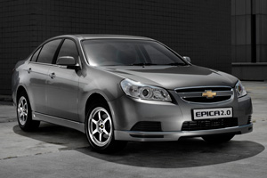2006 Chevrolet Epica Car Information Singapore Sgcarmart