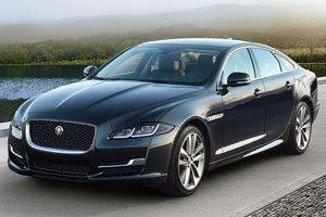 Marvelous Jaguar XJ. «