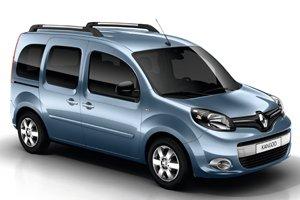Renault kangoo price
