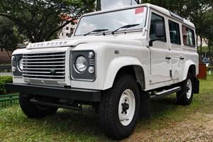 Land Rover Defender 110 Diesel