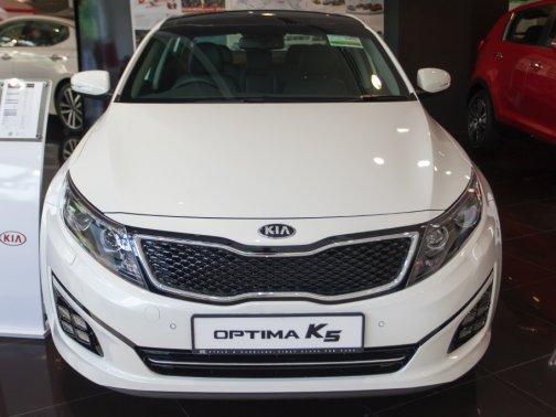 Pictured Kia Optima K5 2 4 A