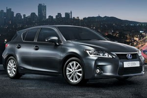Go To Picture Gallery Lexus CT Hybrid