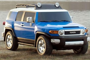 Wonderful Toyota FJ Cruiser. «