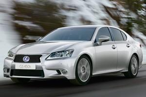 Lexus GS450h Hybrid