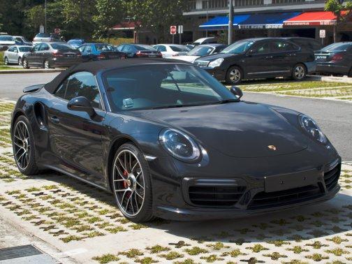 New Porsche 911 Cabriolet Photos Photo Gallery Sgcarmart