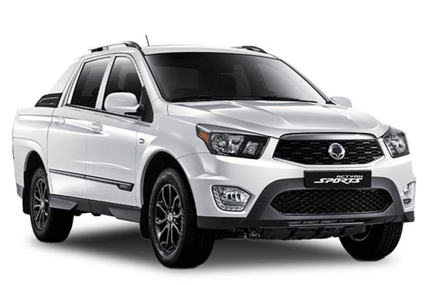 Ssangyong Actyon Sports Diesel
