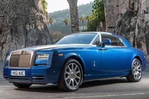 Rolls-Royce Phantom Series II Coupe