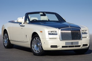 Rolls-Royce Phantom Series II Drophead Coupe