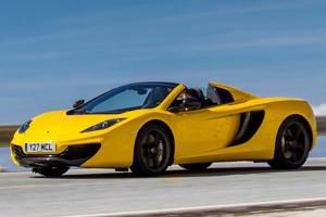 McLaren 12C Spider. «