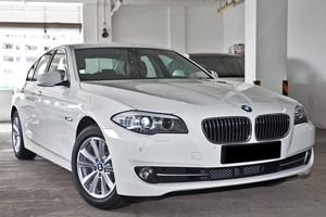 BMW 5 Series Sedan Diesel
