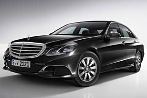 New Mercedes-Benz E-Class Saloon Car Information Singapore