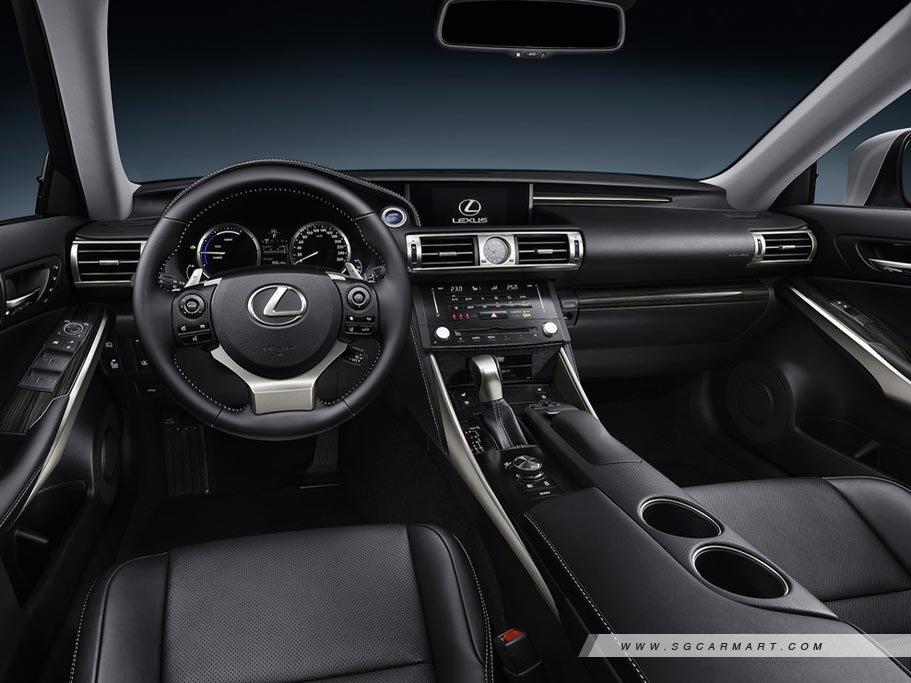 Delightful Lexus IS250