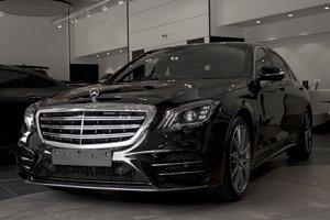 Mercedes-Benz S-Class Diesel