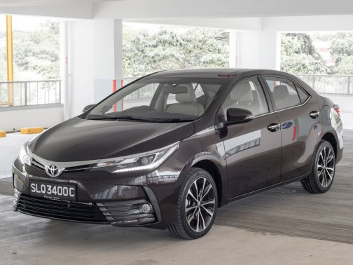 New Toyota Corolla Altis Photos Photo Gallery Sgcarmart