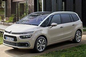 New Citroen Grand C4 Picasso Diesel Car Information