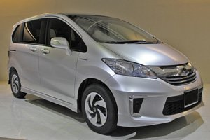 2014 Honda Freed Hybrid 1 5 G 8 Seater A Specs Specifications