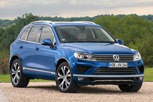 Volkswagen Touareg Diesel