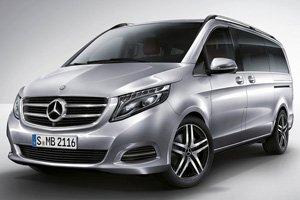 New Mercedes-Benz V-Class Diesel Car Information Singapore - sgCarMart