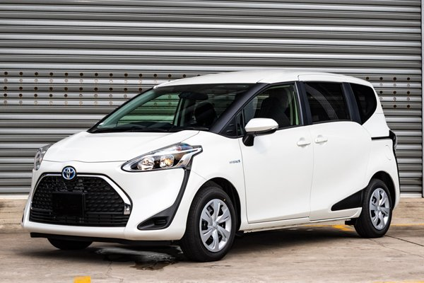 New Toyota Sienta Hybrid Car Prices Photos Specs Features