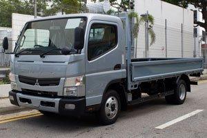 Mitsubishi Fuso Canter Diesel