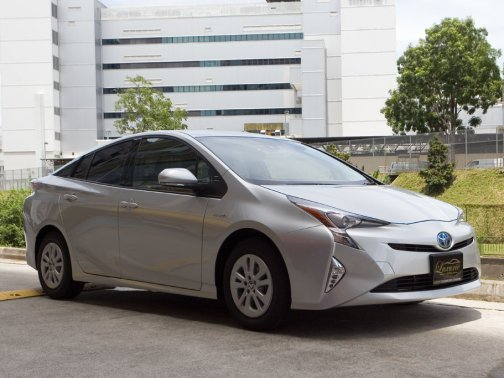 Pictured Toyota Prius Hybrid 1 8 S A
