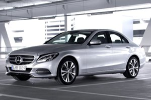 Mercedes-Benz C-Class Saloon Hybrid